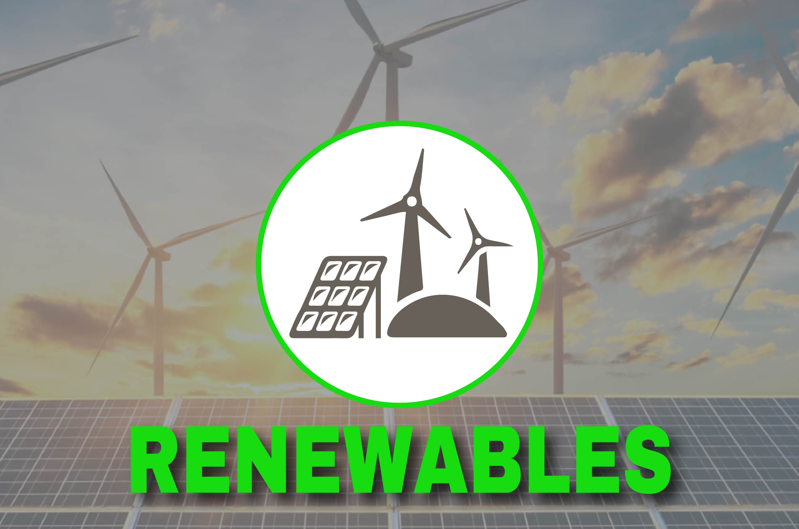 renewables industry experience