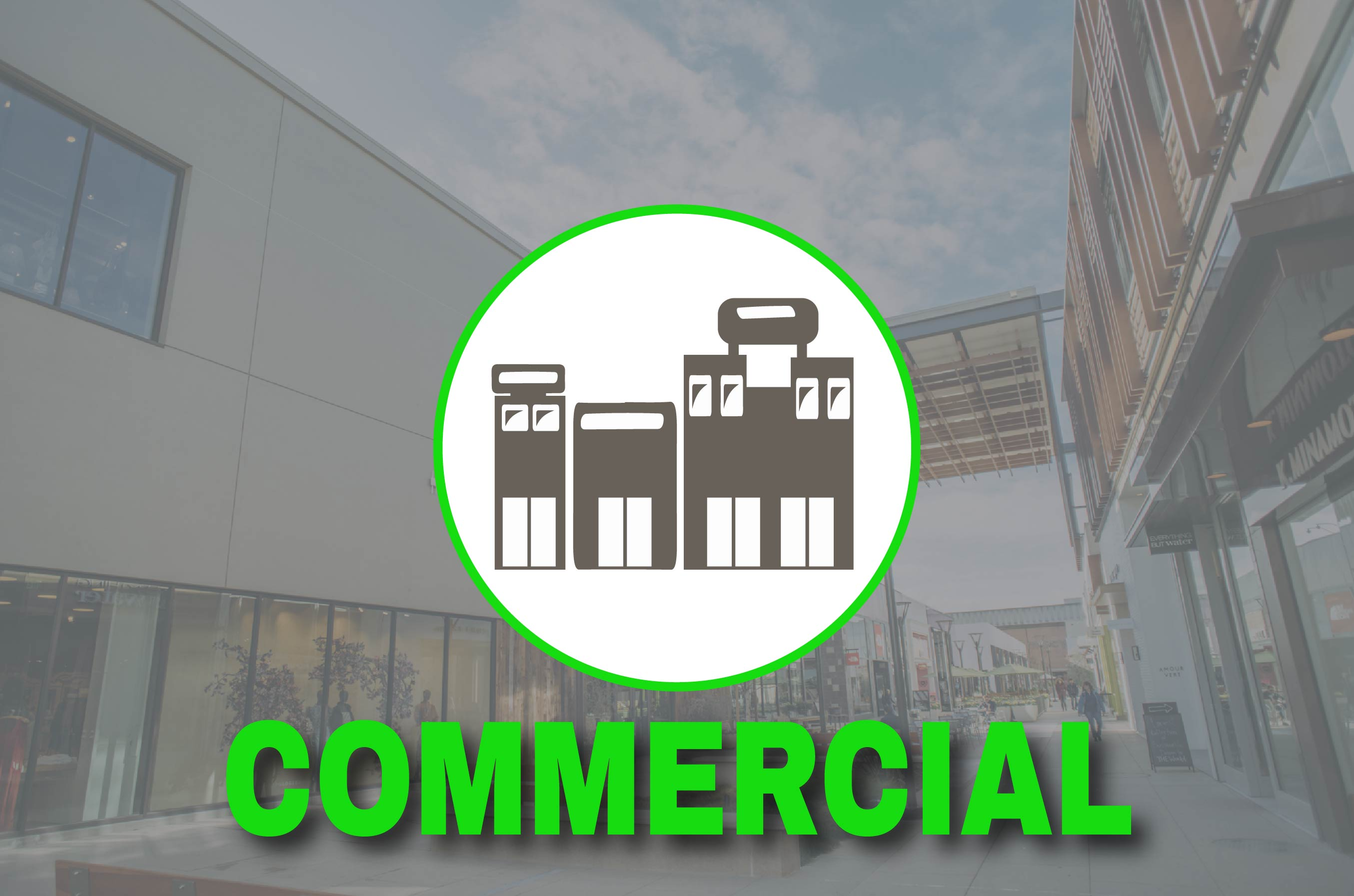 commercial industry experience