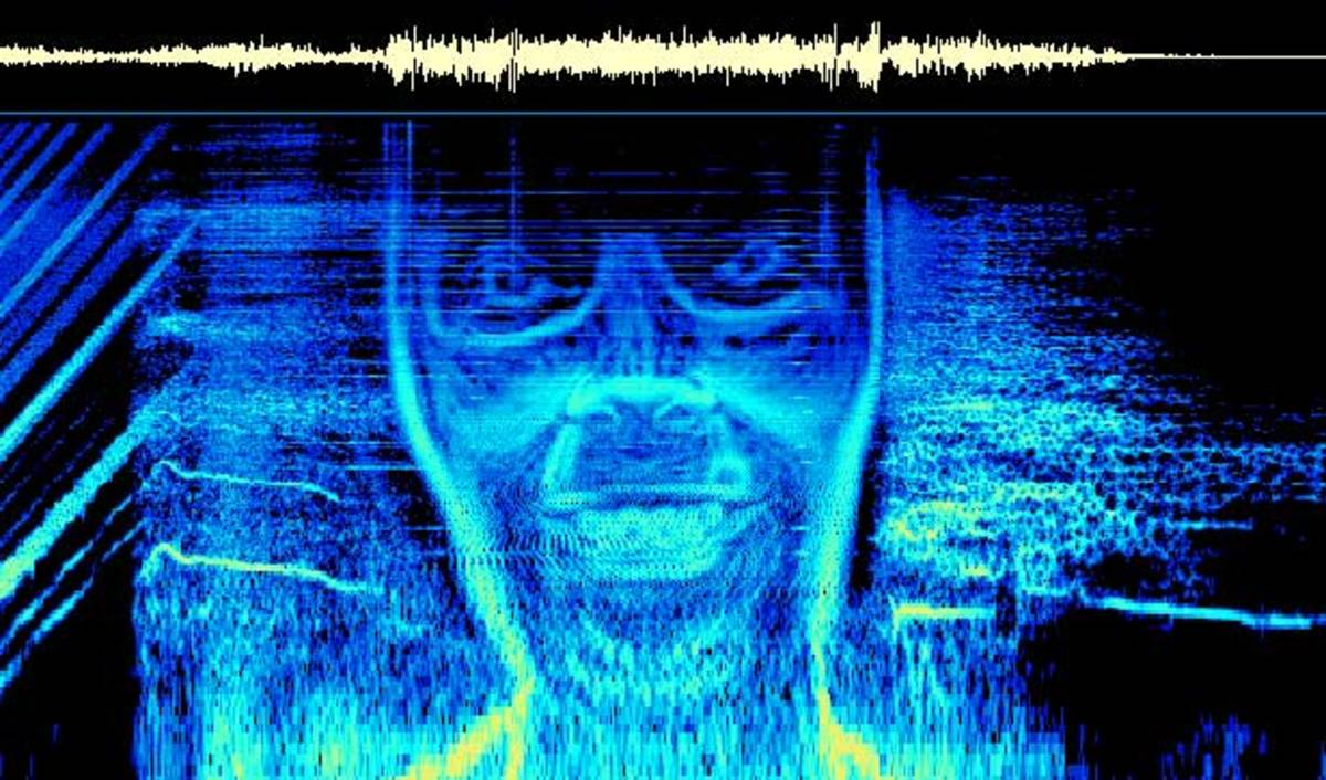 The Aphex Face: Visualizing The Sound Spectrum From '#2' - Magnetic Magazine