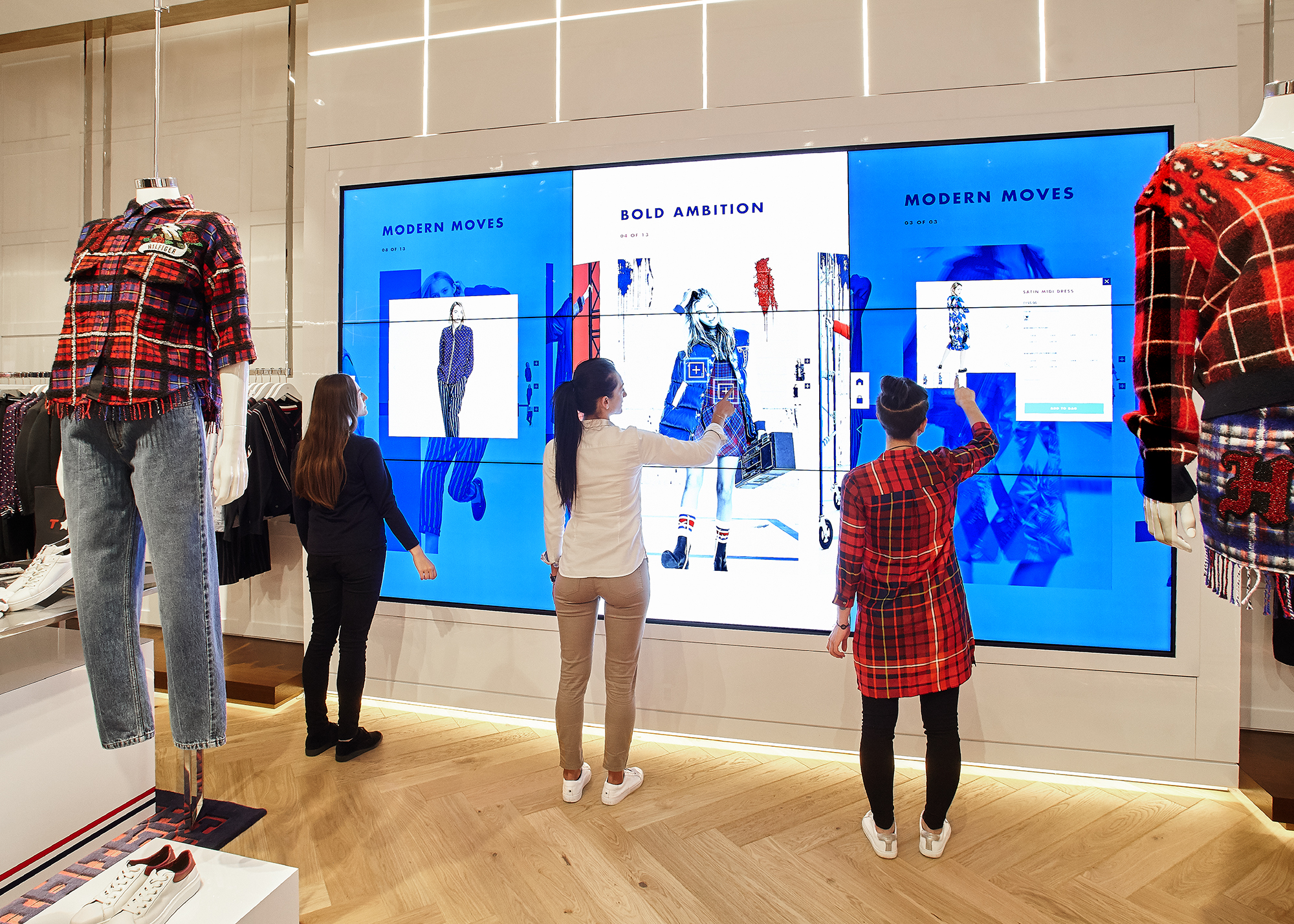 What works in experiential retail
