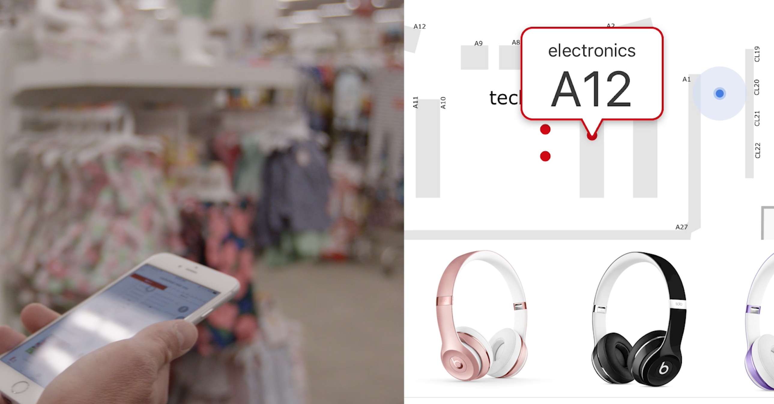 Target rolls out Bluetooth beacon technology in stores to power new indoor  maps in its app | TechCrunch