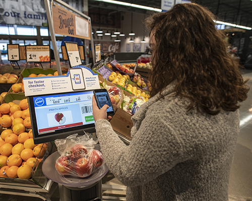 Meijer finishes rollout of Shop & Scan