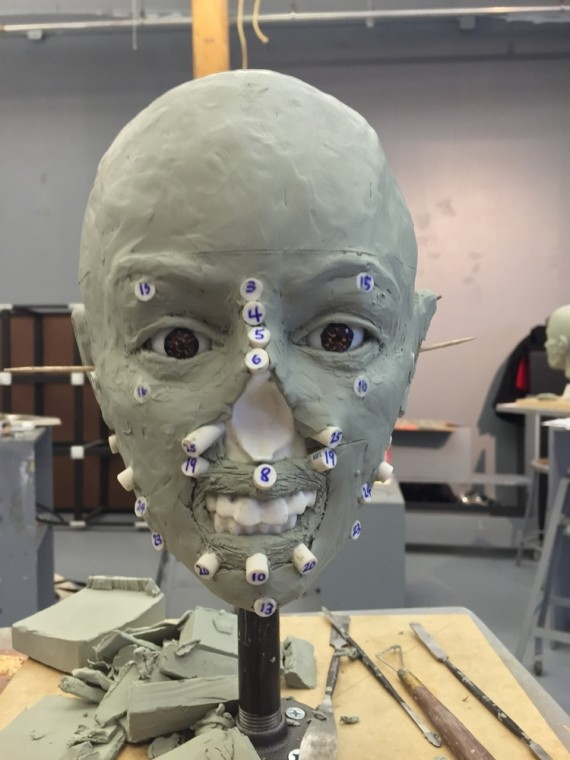 This Is Forensic Sculpture, A Combination Of Art And Science That Aims To  Solve Cold Cases   HuffPost