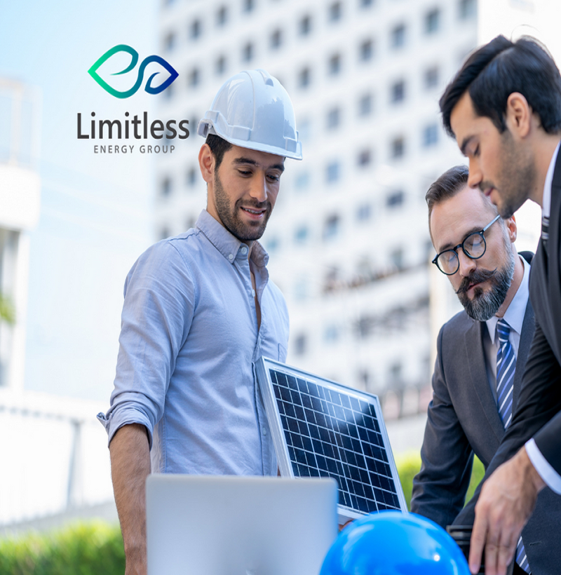 limitless energy group employee