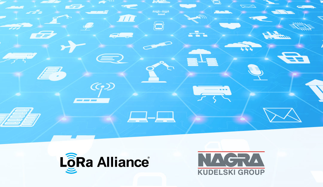 Kudelski IoT Joins LoRa Alliance® to Help Drive IoT Innovation, Adoption & Security