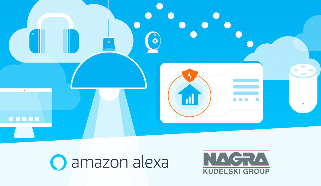 Kudelski IoT Labs becomes Amazon Authorized Test Lab for Alexa Voice Services (AVS) for Built-in Devices