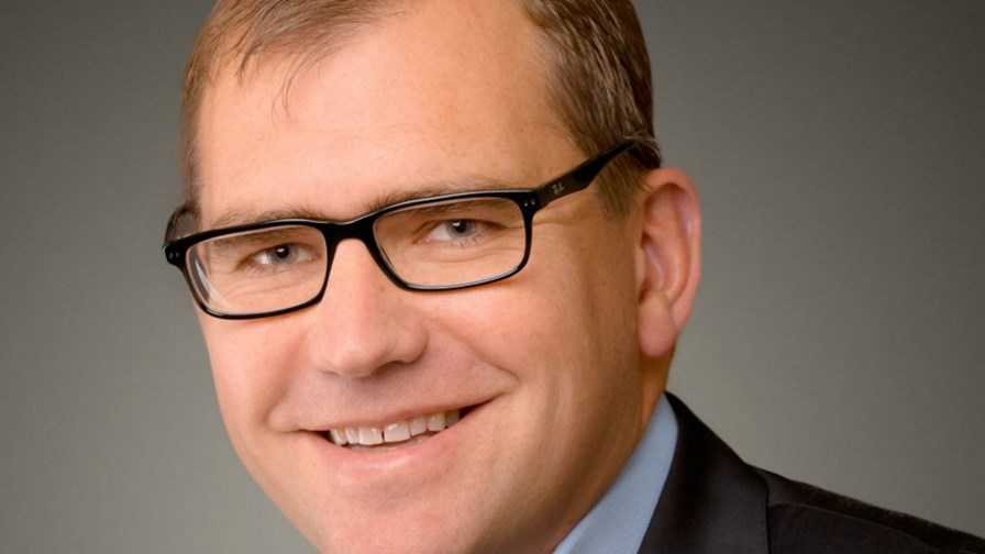 Hardy Schmidbauer Appointed Senior Vice President, IoT