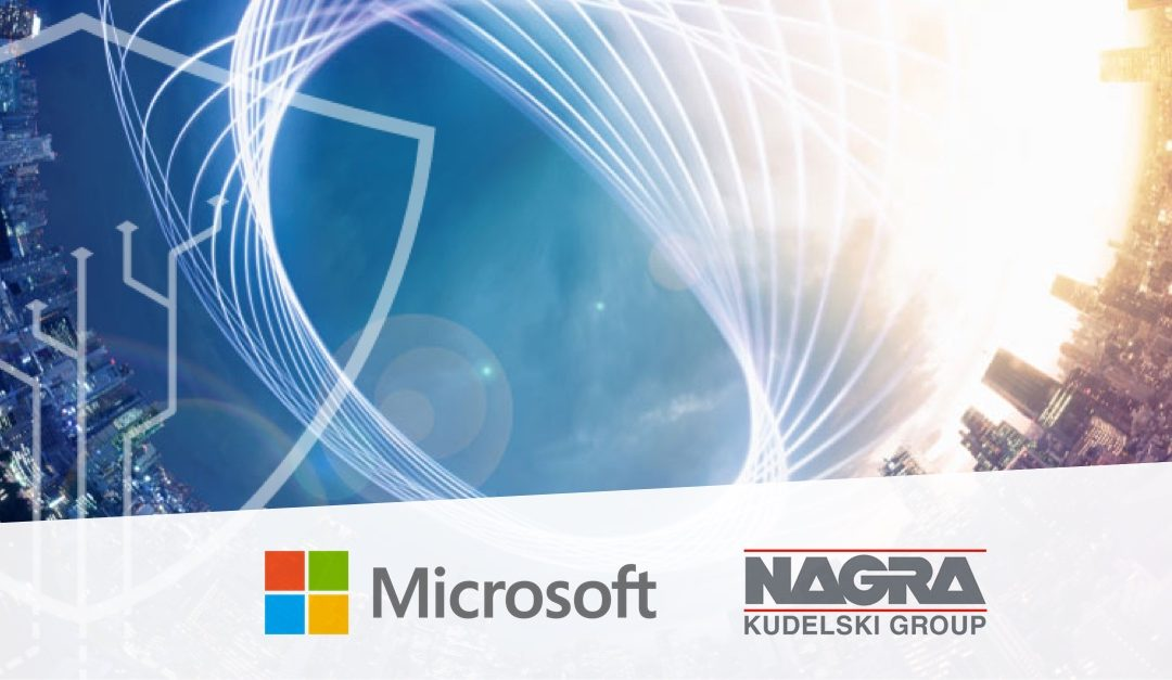 Kudelski Group to Secure Devices Connecting to Azure IoT in New Partnership with Microsoft