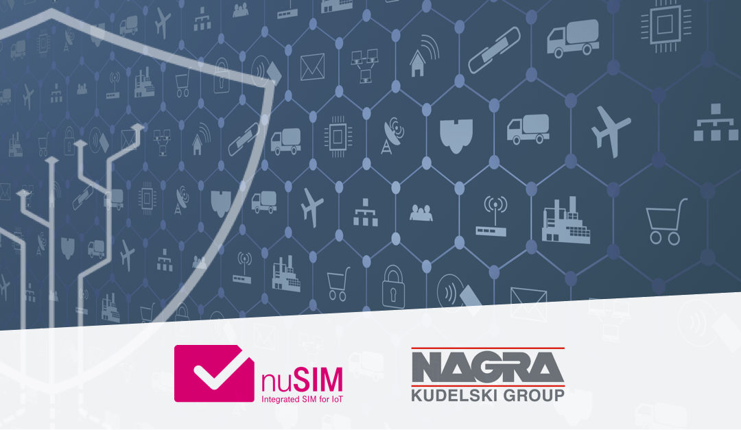 Kudelski Group to Bring End-to-End IoT Security to Deutsche Telekom's nuSIM Solution