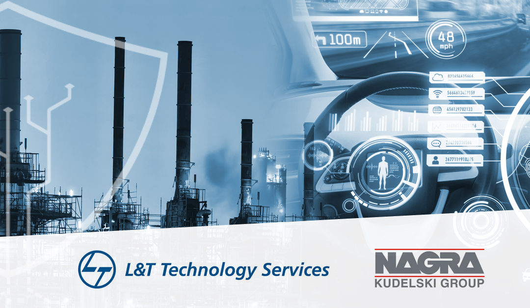L&T Technology Services and Kudelski Group Join Forces to  Deliver Simple and Secure Industrial and Automotive IoT Solutions
