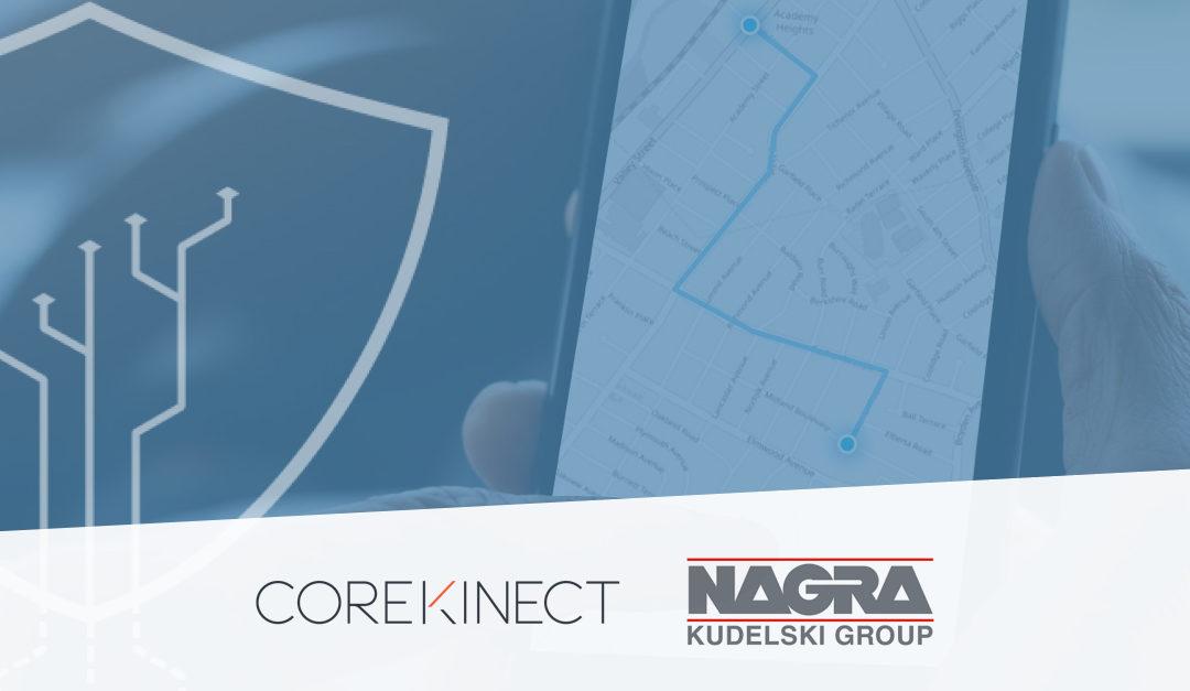 Kudelski Group and CoreKinect Partner to Deliver Next-Generation Miniaturized IoT Asset Security
