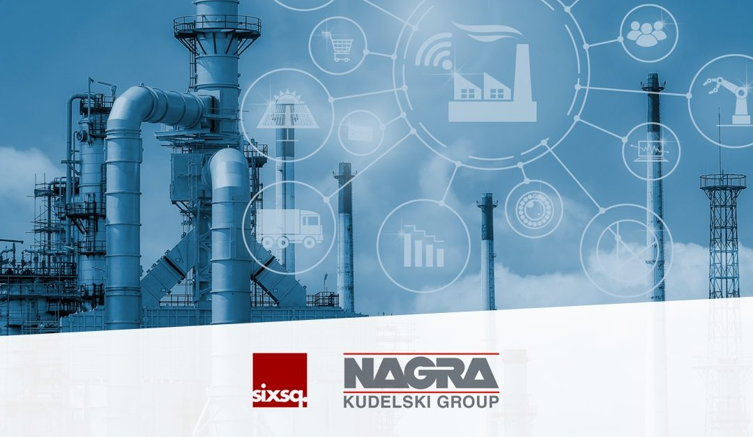 Kudelski Group and SixSq to Make Industrial IoT Edge Computing  Easy and Secure