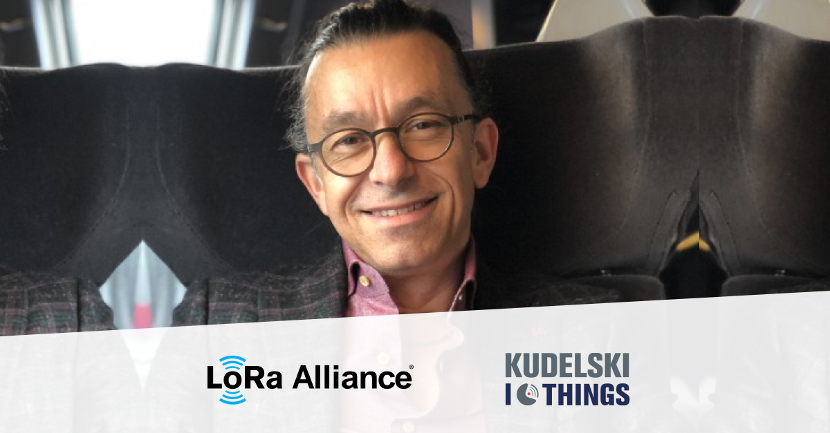 Kudelski IoT's Buffard Named Head of LoRa Alliance Security Working Group