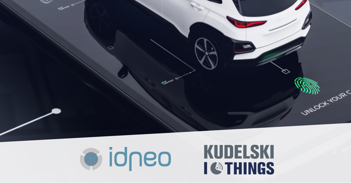 Kudelski IoT and Idneo Enable Secure and Simple Accessibility Solutions to Electric Vehicles and Mobility-As-A-Service Clients