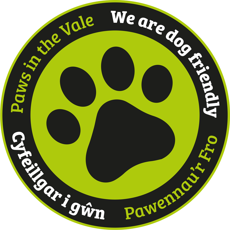 Paws in the Vales - We are dog friendly