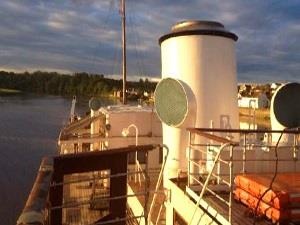 MV Balmoral Cruise Experience