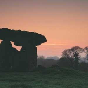 St Lythans Burial Chamber (Cadw)