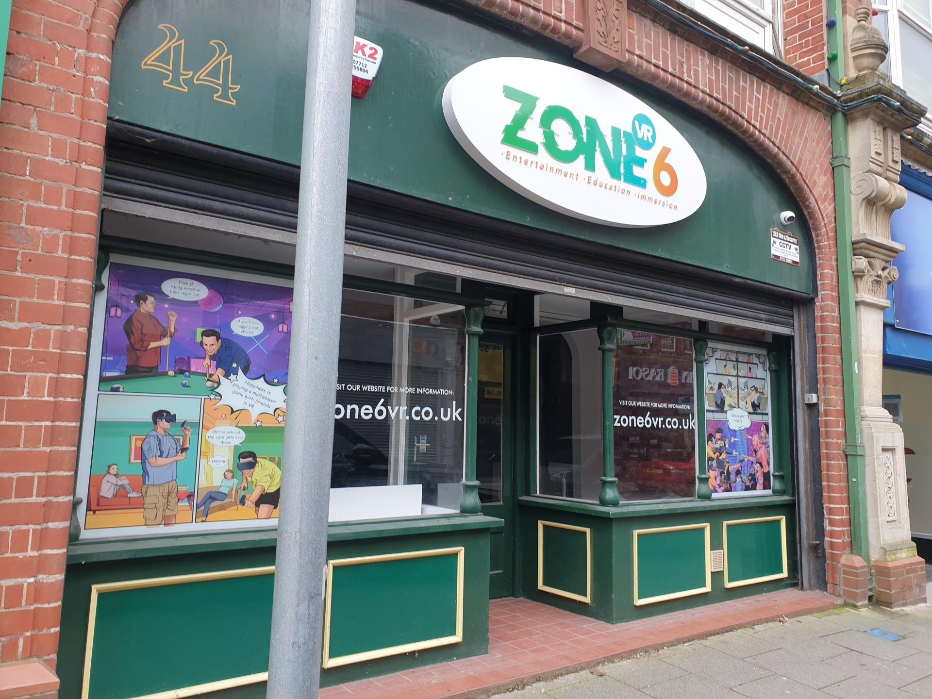 Zone 6 VR