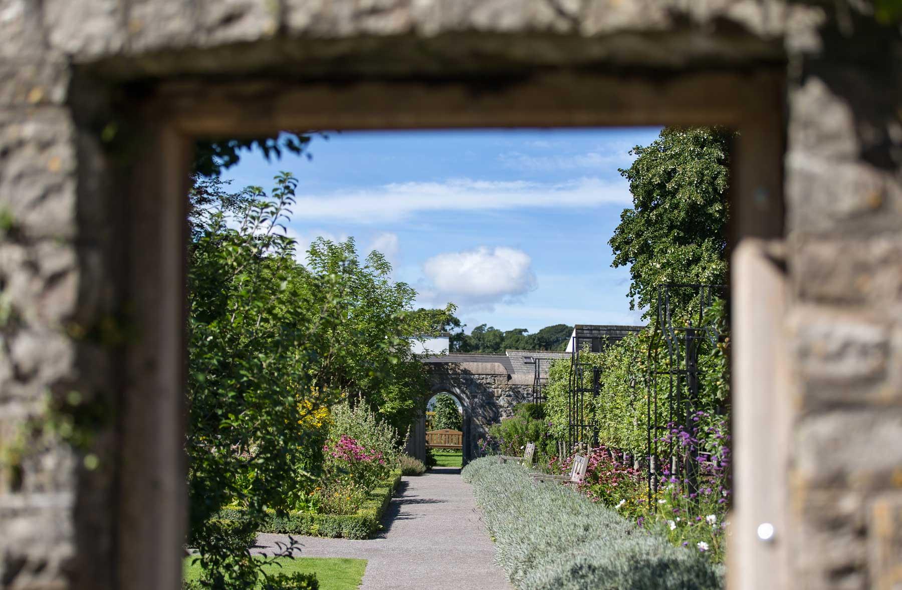 The Physic Gardens in Cowbridge