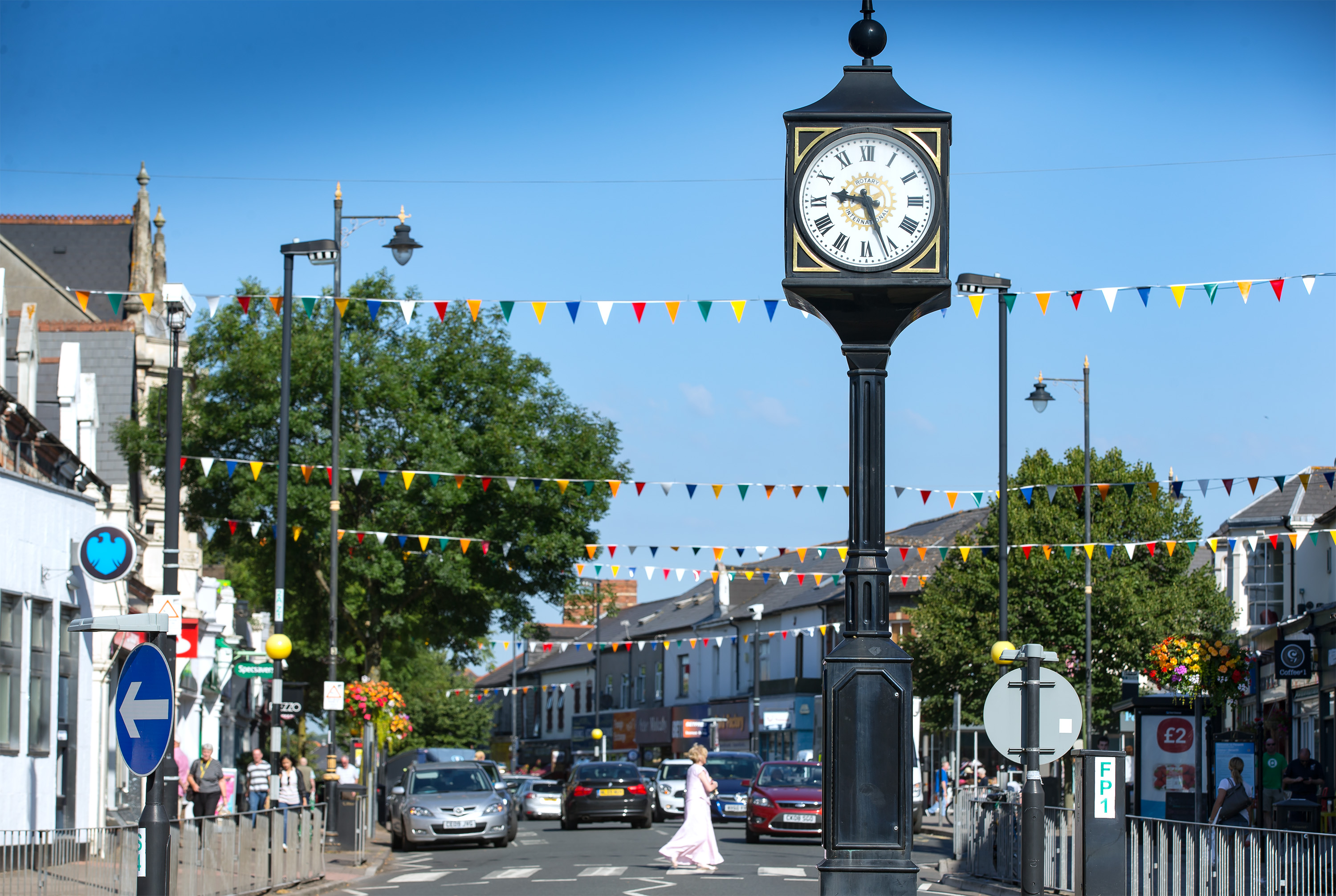 Penarth: a great shopping destination