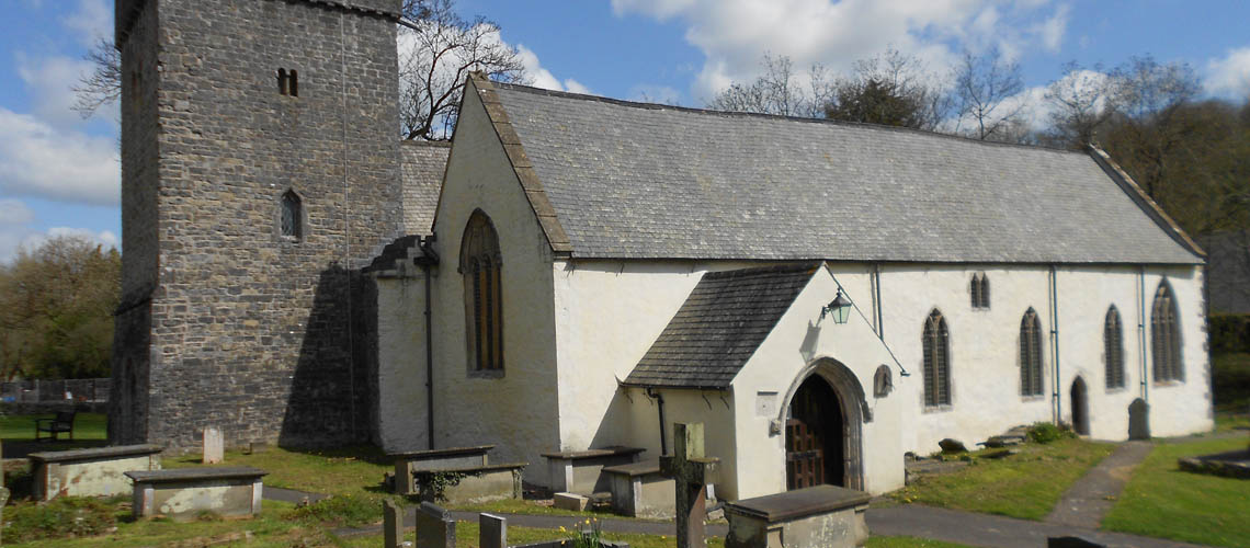 St Cadoc's Church, Llancarfan
