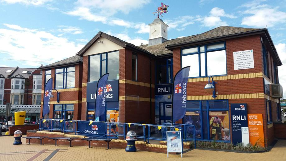 RNLI Experience and Shop