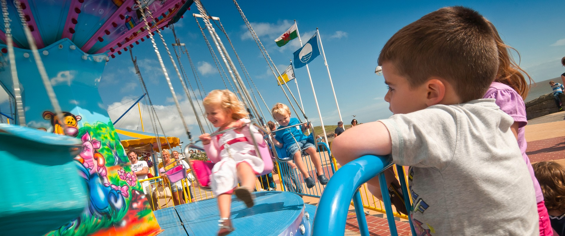 Top Ten Family Days Out