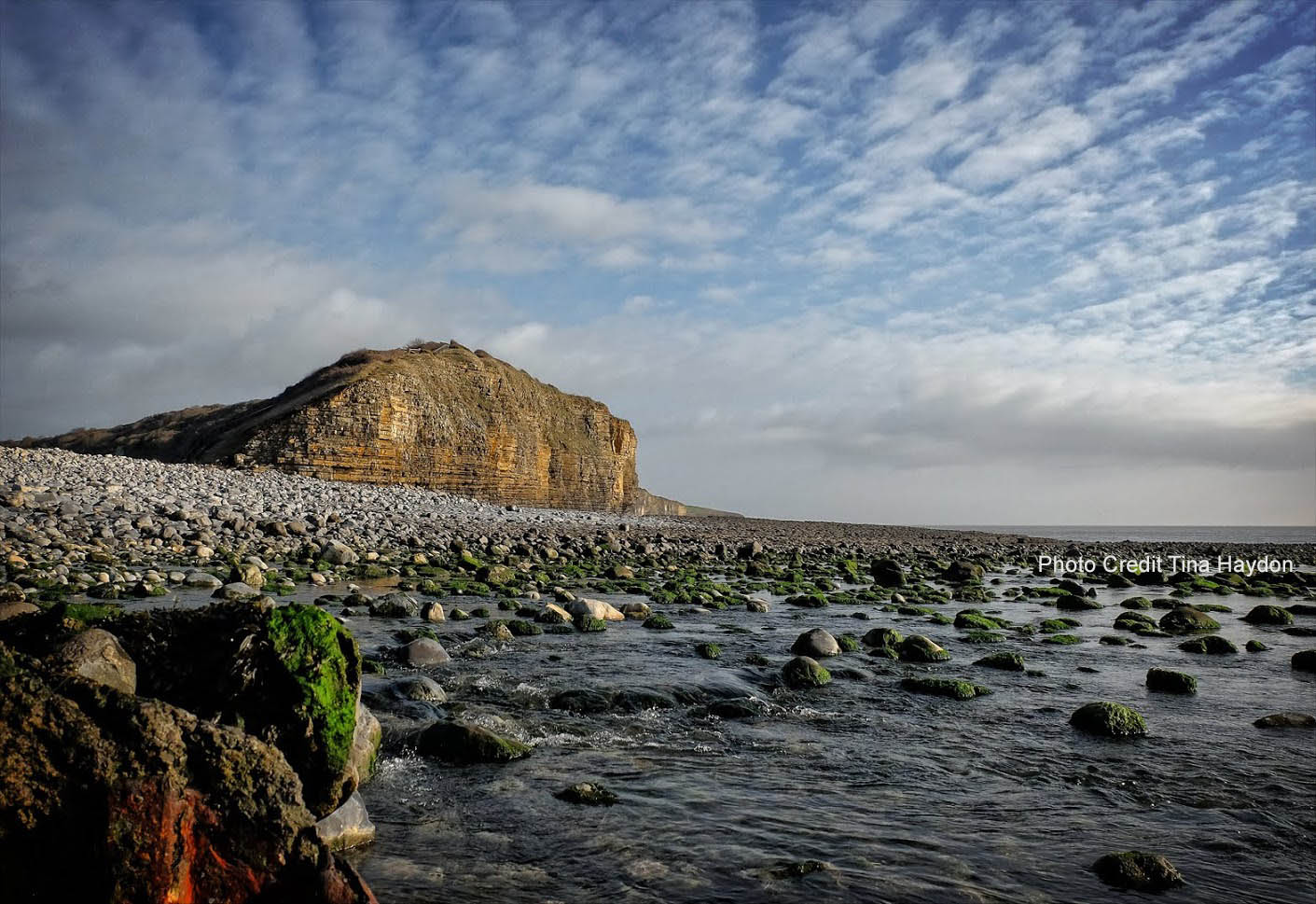 Llantwit Major Beach (Cwm Colhuw)