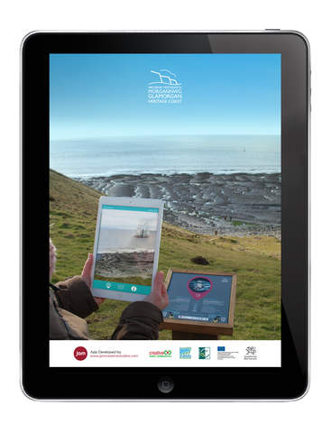 Glamorgan Heritage Coast - Augmented Reality
