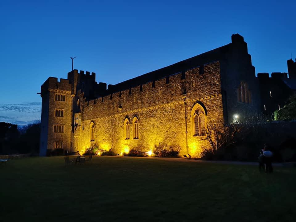 Halloween Spooktacular Film at St Donat's Castle: Scoob!