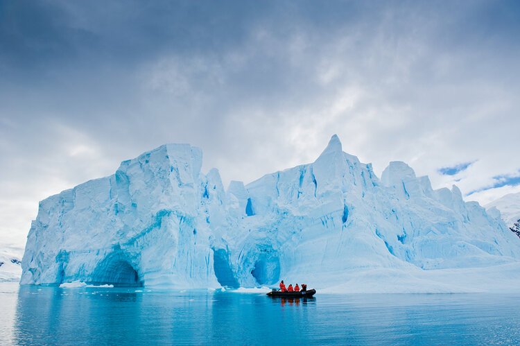Antarctica: Cruise Aboard the National Geographic Explorer