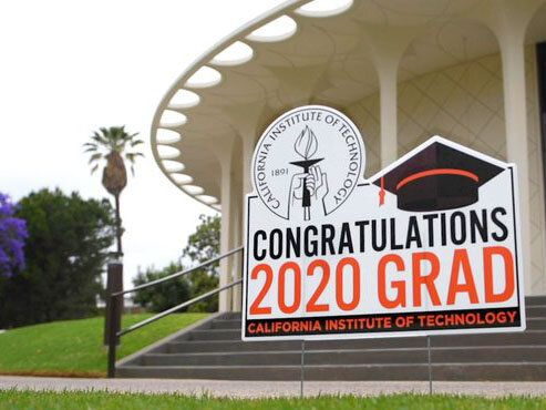 Caltech Awards 10,000th PhD Degree During October Conferral