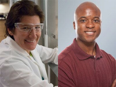 Two Alumni Receive Named Caltech Professorships