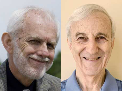 Saul Teukolsky (PhD '73) and Clifford Will (PhD '71) Receive 2021 Einstein Prize