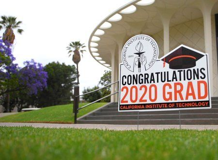 Caltech Celebrates 126th Commencement Virtually