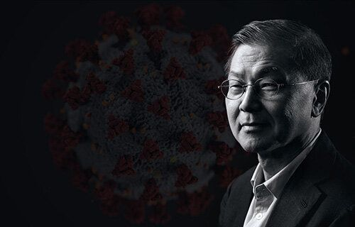 Virologist David Ho (BS '74) Speaks About COVID-19