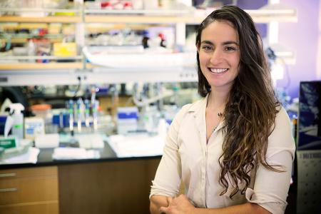 Postdoc Named L'Oréal USA For Women in Science Fellow
