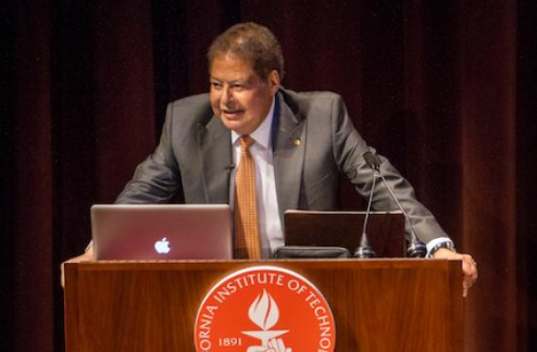 Caltech Mourns the Passing of Ahmed Zewail