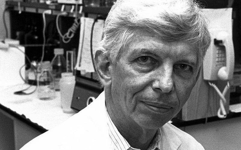 In Memoriam: Alfred G. Knudson (BS '44, PhD '56)