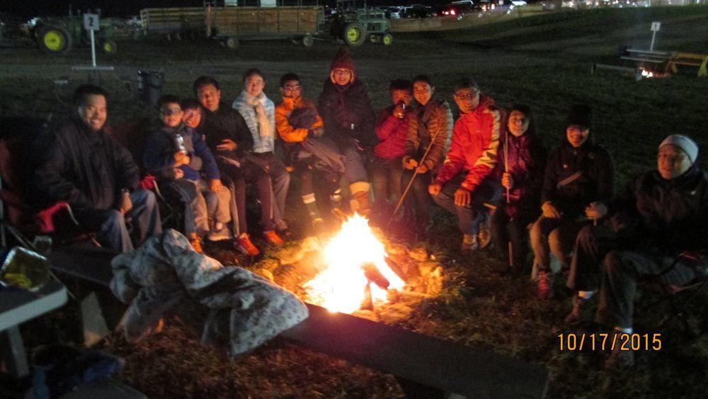 Fall Family Campfire
