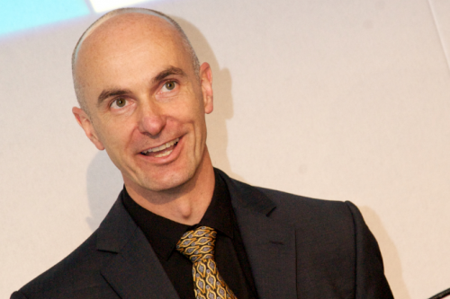 David Mackay (PhD '92) Receives Knighthood for Science