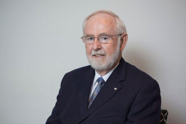 Arthur McDonald (PhD '70) Wins 2015 Nobel Prize in Physics
