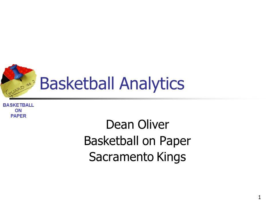 Alumni Spotlight: Dean Oliver (BS '90)