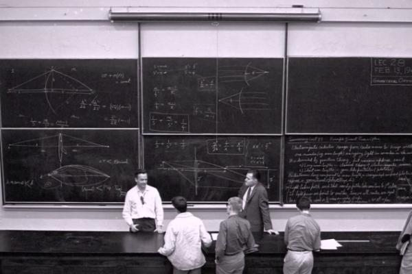 Remembering Richard P. Feynman
