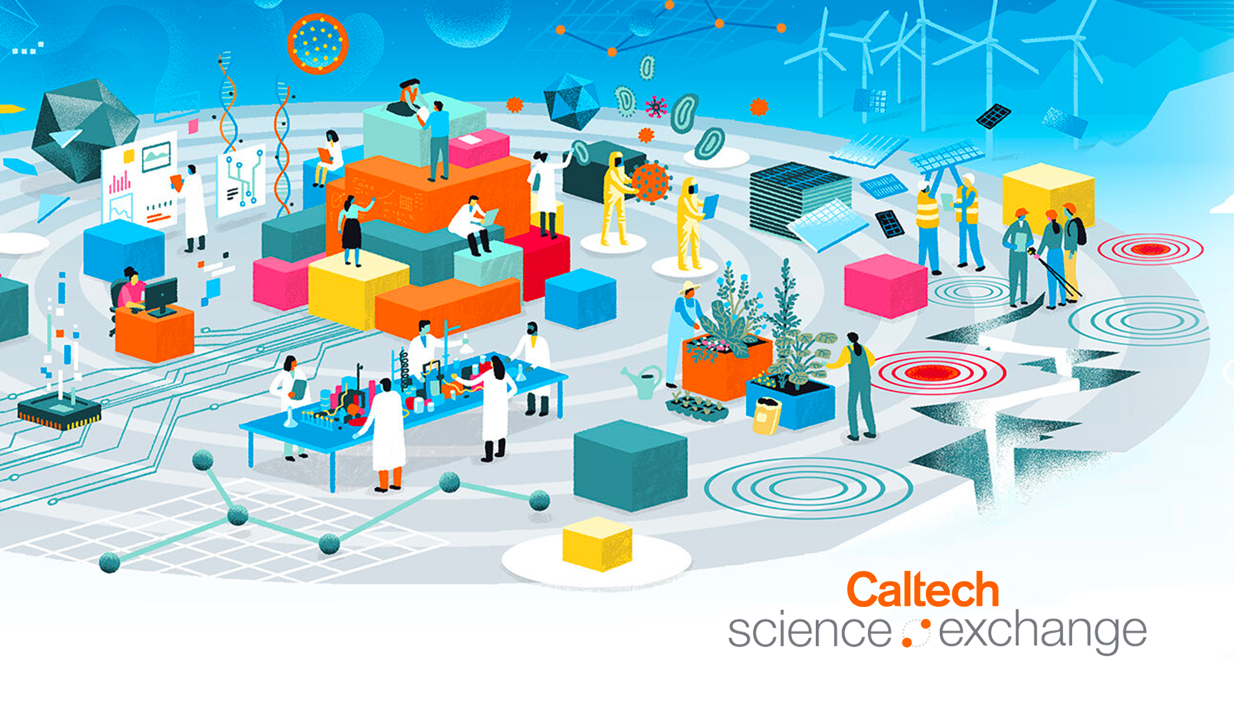 Introducing the Caltech Science Exchange