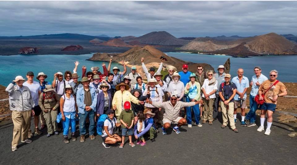 Galápagos Islands Aboard National Geographic Endeavor Ii with Rob Phillips