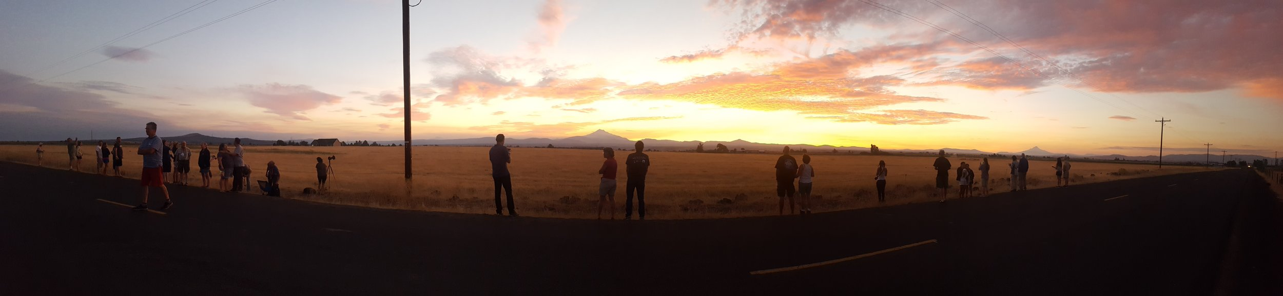 Madras, Oregon Eclipse Trip
