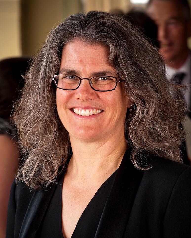 Andrea Ghez, PhD (MS'89, PhD'92)