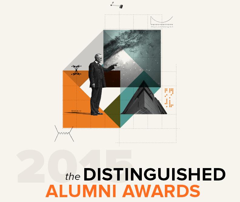 The 2015 Distinguished Alumni Awards