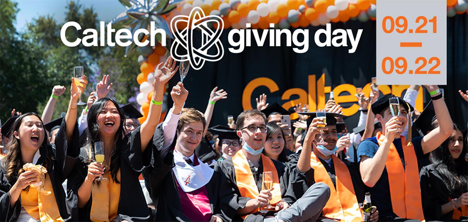 Caltech Giving Day